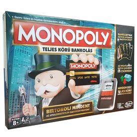 Monopoly - elektronikus bankkártyás kiadás Itt egy ajánlat található, a bővebben gombra kattintva, további információkat talál a termékről.