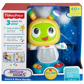 Fisher-Price mini BeatBelle robot