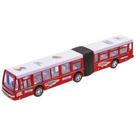 Lendkerekes csuklós busz - 40 cm, többféle Itt egy ajánlat található, a bővebben gombra kattintva, további információkat talál a termékről.