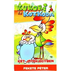 Kukori és Kotkoda 2 az 1-ben kártyajáték Itt egy ajánlat található, a bővebben gombra kattintva, további információkat talál a termékről.