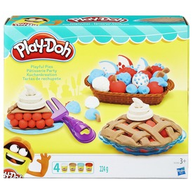 Play-Doh játékos pite gyurmakészlet
