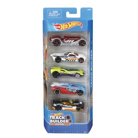 Hot Wheels kisautó 5 db