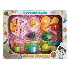 Konyhakészlet vágható ételekkel 25 darabos készlet Itt egy ajánlat található, a bővebben gombra kattintva, további információkat talál a termékről.
