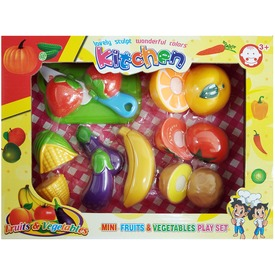 Műanyag vágható gyümölcs és zöldség 14 darabos készlet Itt egy ajánlat található, a bővebben gombra kattintva, további információkat talál a termékről.