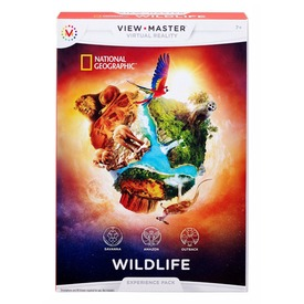 View-Master National Geographic Vadvilág DLL