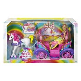 Szivárványhercegnő Barbie hintóval DPY Itt egy ajánlat található, a bővebben gombra kattintva, további információkat talál a termékről.