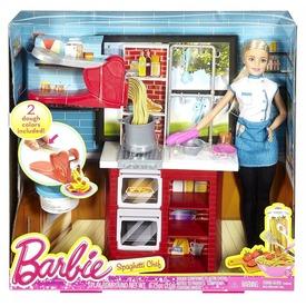 Barbie olaszkonyhával DMC Itt egy ajánlat található, a bővebben gombra kattintva, további információkat talál a termékről.