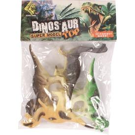 Dinoszaurusz figura 4 darabos készlet