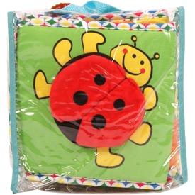 Textil babakönyv és rácsvédő bébijáték Itt egy ajánlat található, a bővebben gombra kattintva, további információkat talál a termékről.