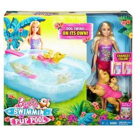 Barbie úszkáló kutyus szett DMC Itt egy ajánlat található, a bővebben gombra kattintva, további információkat talál a termékről.