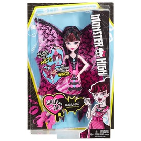 Monster H. 2in1-ben Draculaura DNX