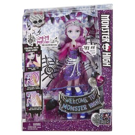 Monster High: popsztár Ari Hauntington baba