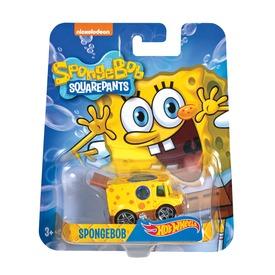 Hot Wheels SpongyaBob kisautó - többféle Itt egy ajánlat található, a bővebben gombra kattintva, további információkat talál a termékről.