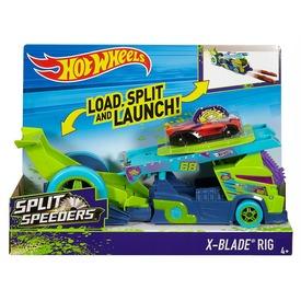 Hot Wheels Split Speeders szállító autó - többféle