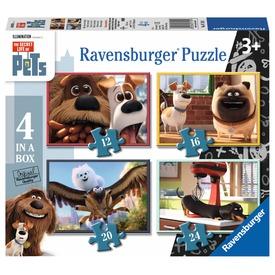 Kis kedvencek 4 az 1-ben puzzle Itt egy ajánlat található, a bővebben gombra kattintva, további információkat talál a termékről.