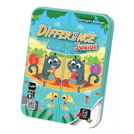 Difference Junior kártyajáték