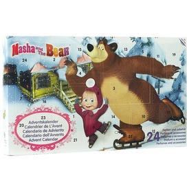 Masha és a medve adventi naptár