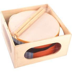Fa nyakba akasztható pergődob - 20 cm Itt egy ajánlat található, a bővebben gombra kattintva, további információkat talál a termékről.