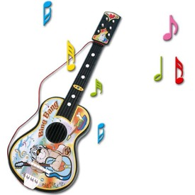 Akusztikus gitár műanyag húrokkal - 68 cm Itt egy ajánlat található, a bővebben gombra kattintva, további információkat talál a termékről.