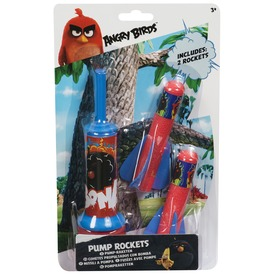 Angry Birds pumpás rakéta készlet