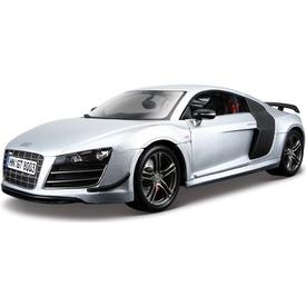 Maisto 1:18 Audi R8 fém modell autó Itt egy ajánlat található, a bővebben gombra kattintva, további információkat talál a termékről.