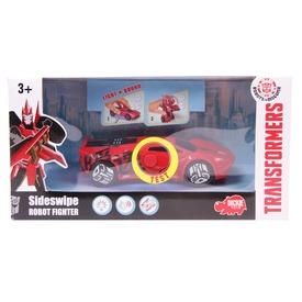 Transformers Sideswipe robot harcos figura - 15 cm