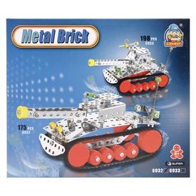 Tank 175 darabos fém építőjáték Itt egy ajánlat található, a bővebben gombra kattintva, további információkat talál a termékről.