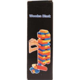 Színes fa torony társasjáték Itt egy ajánlat található, a bővebben gombra kattintva, további információkat talál a termékről.
