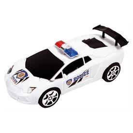 Lendkerekes verseny rendőrautó - 22 cm, többféle Itt egy ajánlat található, a bővebben gombra kattintva, további információkat talál a termékről.