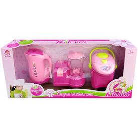 Konyhai eszköz készlet - rózsaszín Itt egy ajánlat található, a bővebben gombra kattintva, további információkat talál a termékről.