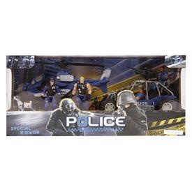 Rendőr autó és helikopter készlet figurákkal Itt egy ajánlat található, a bővebben gombra kattintva, további információkat talál a termékről.