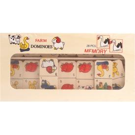 Farm 28 darabos dominó - ablakos dobozban Itt egy ajánlat található, a bővebben gombra kattintva, további információkat talál a termékről.
