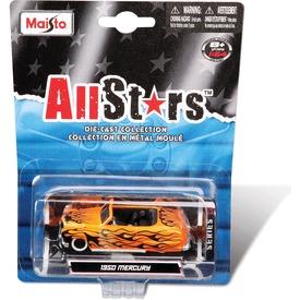 Fém autó modell 1:64, Maisto All Stars 15494 Itt egy ajánlat található, a bővebben gombra kattintva, további információkat talál a termékről.