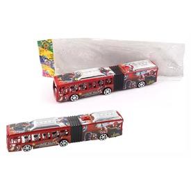Lendkerekes városi busz - piros, 28 cm Itt egy ajánlat található, a bővebben gombra kattintva, további információkat talál a termékről.