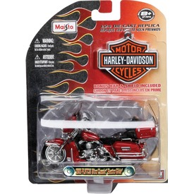 Maisto Harley-Davidson fém motor modell 1:24 - többféle Itt egy ajánlat található, a bővebben gombra kattintva, további információkat talál a termékről.