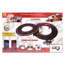 Super track elektromos versenyautó pálya - 294 cm Itt egy ajánlat található, a bővebben gombra kattintva, további információkat talál a termékről.