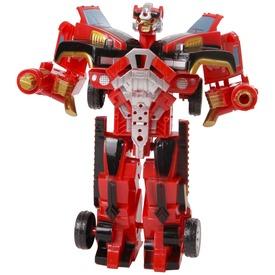 Hot Detrusion átalakuló robot - szürke, 18 cm