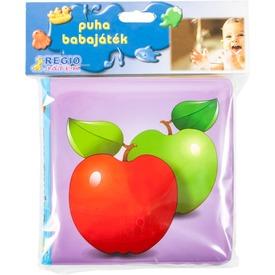 Gyümölcsök pancsolókönyv bébijáték