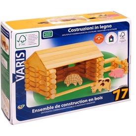Varis fa farm építőjáték 77 db-os