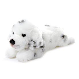 Kutya fekvő plüssfigura - 20 cm, többféle Itt egy ajánlat található, a bővebben gombra kattintva, további információkat talál a termékről.