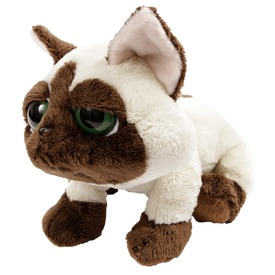 Sziámi cica nagy szemű plüssfigura - 23 cm Itt egy ajánlat található, a bővebben gombra kattintva, további információkat talál a termékről.