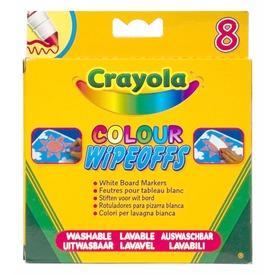 Crayola: 8 darabos táblafilctoll készlet Itt egy ajánlat található, a bővebben gombra kattintva, további információkat talál a termékről.