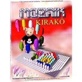Tüskés mozaik kirakó játék
