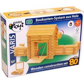 Varis erőd fa építőjáték Itt egy ajánlat található, a bővebben gombra kattintva, további információkat talál a termékről.