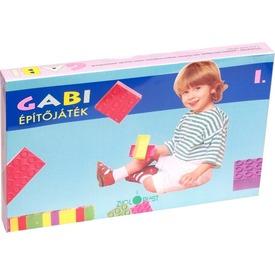Gabi 1 műanyag 30 darabos építőjáték Itt egy ajánlat található, a bővebben gombra kattintva, további információkat talál a termékről.