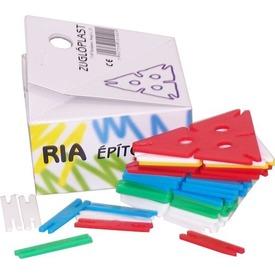 Ria műanyag 40 darabos építőjáték Itt egy ajánlat található, a bővebben gombra kattintva, további információkat talál a termékről.