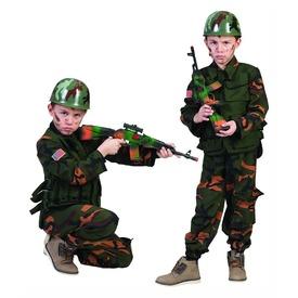 Katona jelmez - 140 cm-es méret