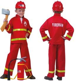 Tűzoltó jelmez - 116-os méret Itt egy ajánlat található, a bővebben gombra kattintva, további információkat talál a termékről.