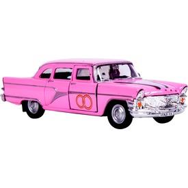 1:43 GAZ 13 Chaika fém modell, rózsaszín Itt egy ajánlat található, a bővebben gombra kattintva, további információkat talál a termékről.