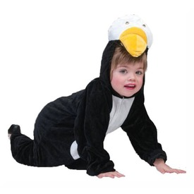 Pingvin jelmez - 128 cm-es méret